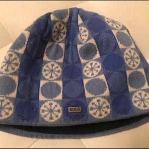 Bula winter hat in blue